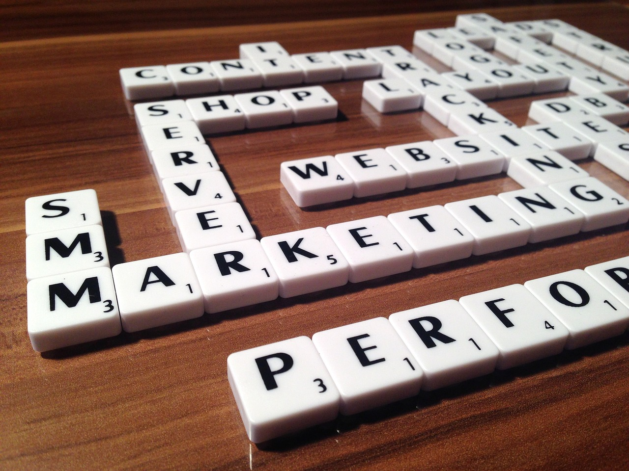 scrabble, website, marketing